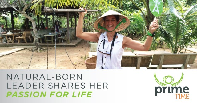 Natural-Born Leader Shares Her Passion for Life - Isagenix ...
