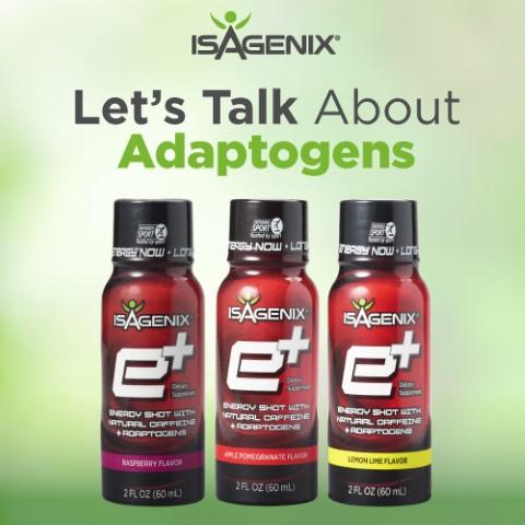 E+ Adaptogens