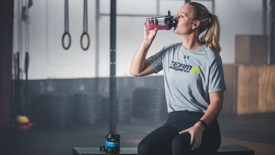 AMPED Performance with Anna Nordqvist