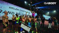 GLOBAL IsaBody Challege Grand Prize Winner